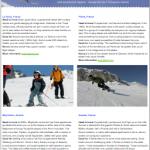 Resort round-up in ASDA magazine online