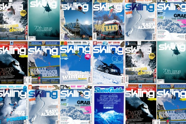 Fall-Line Skiing magazine