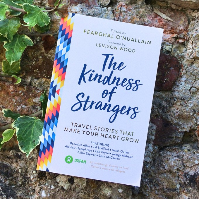 Kindness of Strangers – book