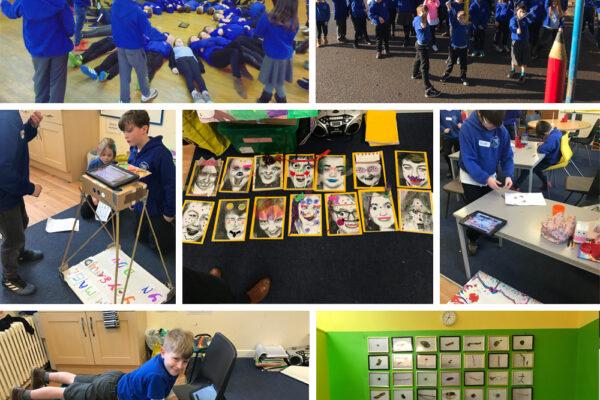 Participatory arts in schools